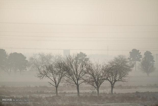 هوای ۵ شهر خوزستان در شرایط ناسالم قرار گرفت