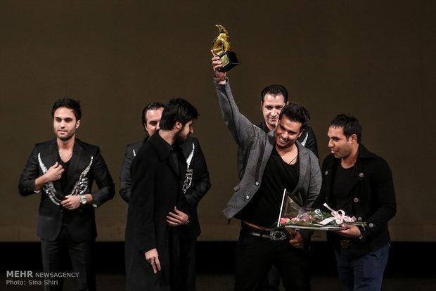 اختتامیه اولین جایزه ققنوس