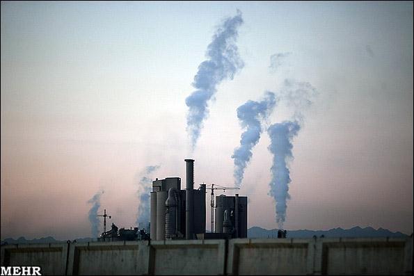 شاخص هوا تابع اقلیم است/ پایش ۵۶۰ واحد صنعتی در اصفهان