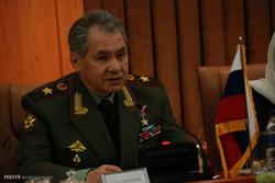Rus Savunma Bakanı Şoygu Ermenistan'da