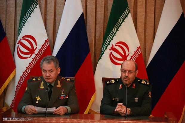 العميد دهقان : التعاون الوثيق بين ايران وروسيا سرع انهيار الارهاب