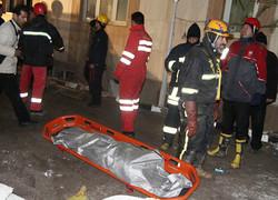 دختر ۱۶ ساله بر اثر سقوط آسانسور فوت کرد