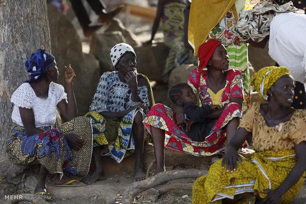 آزادی حدود ۳۰۰ زن و دختر از دست بوکوحرام