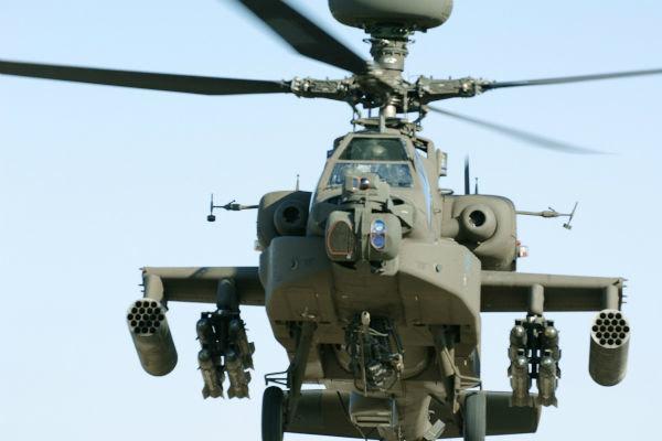 افغانستان میں امریکی حملے میں 14 افغان فوجی ہلاک