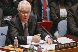 خروج «چورکین» از نشست شورای امنیت درباره حمله آمریکا به سوریه