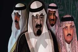 جنگ قدرت عربستان