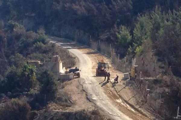 الاحتلال يزعم العثور على نفق ثالت في الحدود مع لبنان