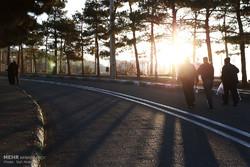 همایش کوهپیمایی خانوادگی بازنشستگان نیروهای مسلح