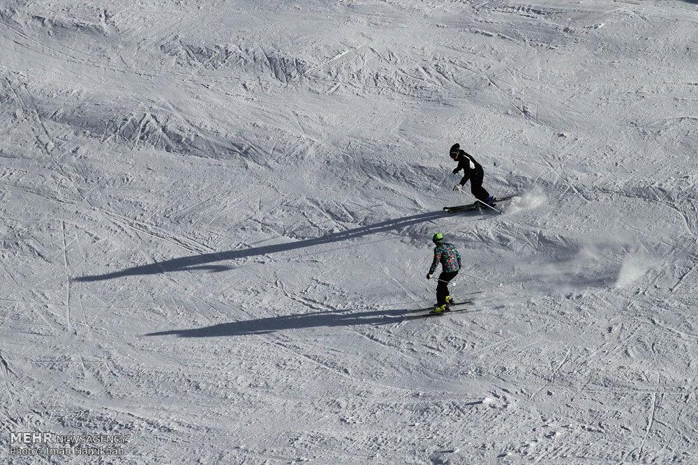 حضور دو اسکیباز جوان ایران در کمپ اتریش/خبری از بزرگسالان نیست