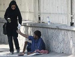 ۱۷۲ متکدی در زنجان جمع آوری شده است