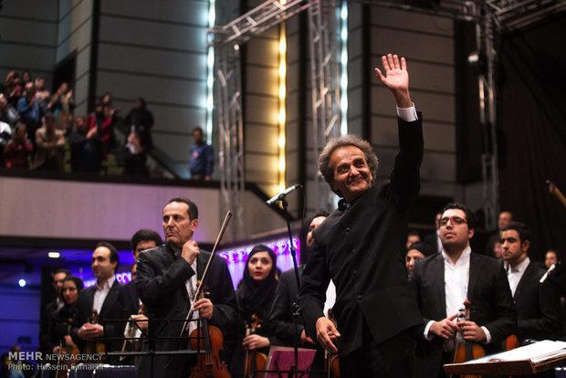 کنسرت موسیقی شهرداد روحانی