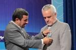 محمود احمدی نژاد و محمدرضا رحیمی