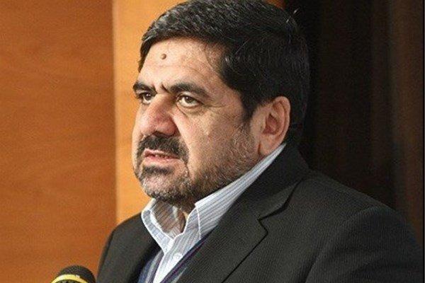 علیرضا تابش رئیس بنیاد مسکن انقلاب اسلامی