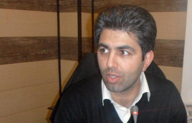 مجید محمدی رئیس اداره ورزش و جوانان شهرستان شاهرود