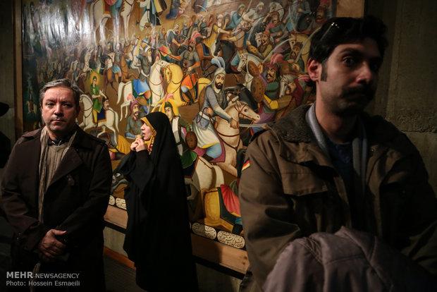افتتاحیه دوسالانه عکس ایران
