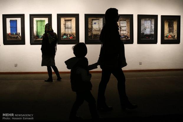 مراسم افتتاحیه دوسالانه عکس ایران