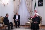 روحانی در دیدار با سفیر اردن