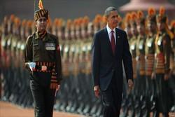 باراک اوباما در هند