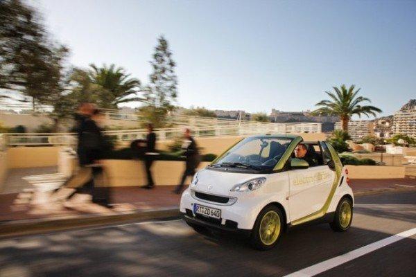 تصاویر ۱۰ خودروی برقی برتر جهان از دید جی پلاس