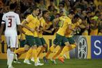 بازی استرالیا و امارات
