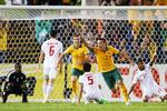 دیدار تیم ملی استرالیا و امارات