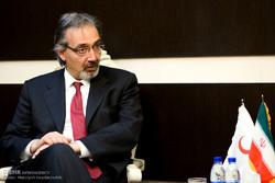 دیدار رئیس صلیب سرخ با رئیس هلال احمر ایران