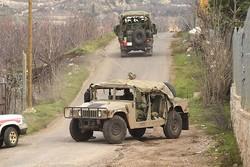تحرکات جدید نظامیان صهیونیست در مرز با لبنان