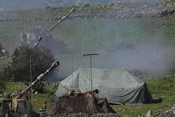 حملات توپخانهای صهیونیستها به غزه