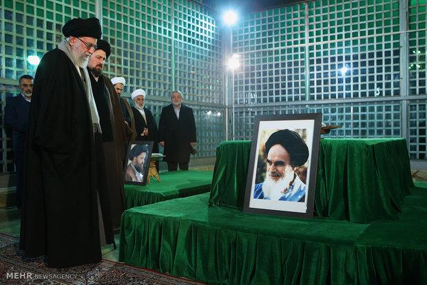 إيران تحيي ذكرى رحيل الإمام الخميني(ره) بكلمة لقائدالثورة