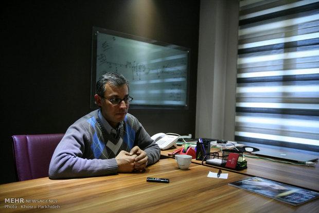 گفتگو با مصطفی احمدی