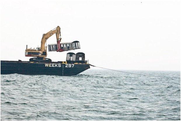 استفاده از مترو برای افزایش جمعیت ماهیها