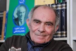 رئیس انجمن آثار و مفاخر فرهنگی درگذشت محمدرضا باطنی را تسلیت گفت