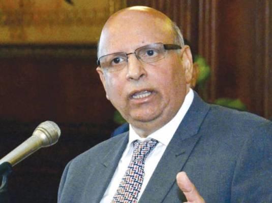 انتقاد از سیاست خارجی پاکستان گریبان فرماندار پنجاب را هم گرفت