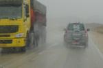 سطح جاده ها در زنجان لغزنده است/ وقوع تصادف با ۲کشته و ۲مصدوم