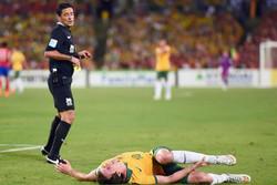 فغانی داور بازی برزیل-دانمارک/ حساس ترین دیدار به داور ایرانی رسید