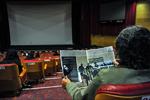 جشنواره فیلم فجر در سالن برج میلاد