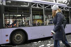 وقوع ۳ انفجار در دونتسک