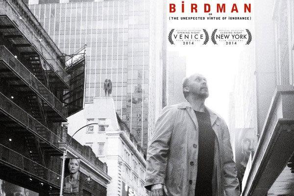 مرد پرنده ای