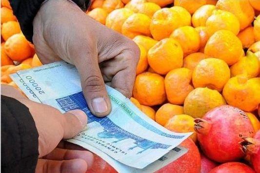 افزایش ناگهانی قیمت میوه در بازار اردبیل/ دهن کجی میوه به شب عید