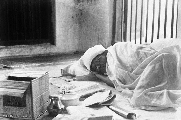 همسر ماهاتما گاندی ماهاتما گاندی بیوگرافی ماهاتما گاندی