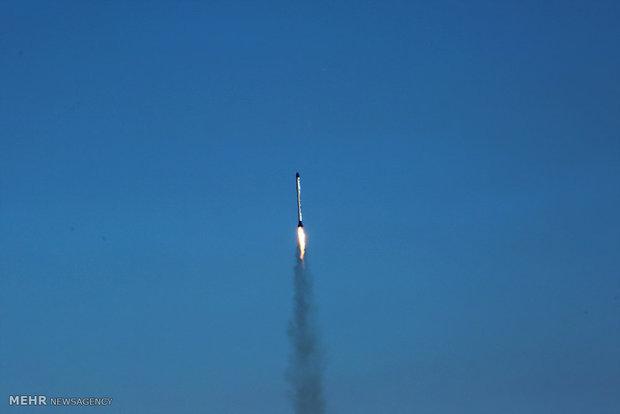 پرتاب چهارمین ماهواره بومی جمهوری اسلامی ایران