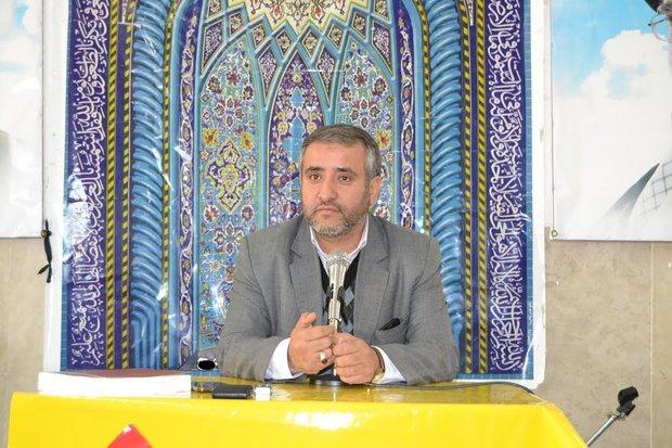 سید محمد رضا هاشمی معاون استاندار سمنان و فرماندار ویژه شهرستان شاهرود