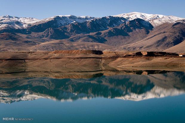 مرسم افتتاح سدایوشان در استان لرستان