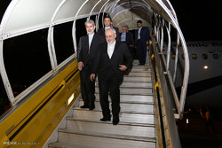 Dışişleri Bakanı Zarif İstanbul'da