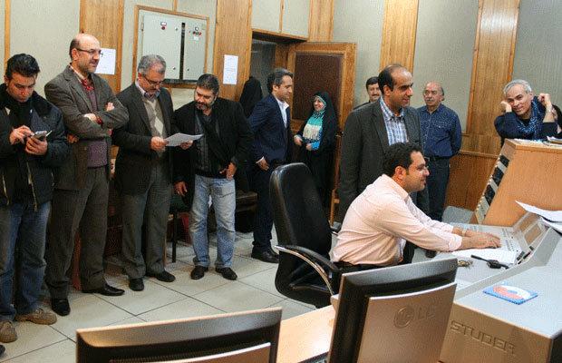 مدیر رادیو ایران