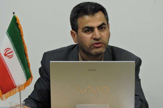 علیرضا توکلی رئیس مرکز تحقیقات کشاورزی استان سمنان