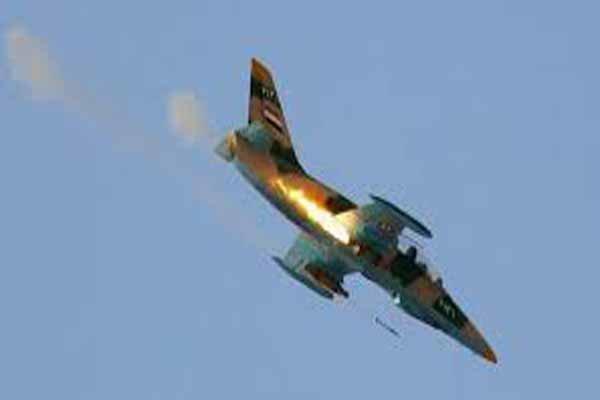 عراقی طیاروں کے حملے میں 40 وہابی دہشت گرد ہلاک
