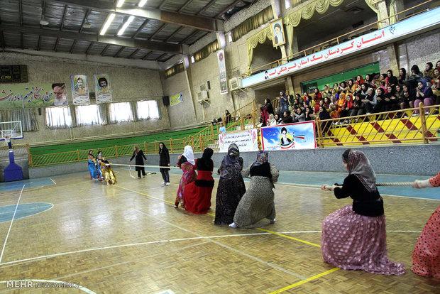 مسابقات بومی و محلی