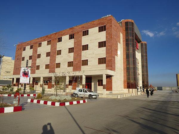 ساختمان آموزشی و اداری مالی دانشگاه آزاد شال افتتاح شد