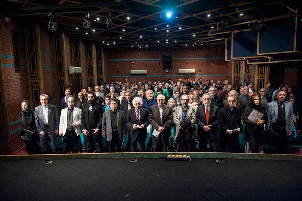 بزرگداشت سه موسیقیدان ایرانی در خانه هنرمندان برگزار شد